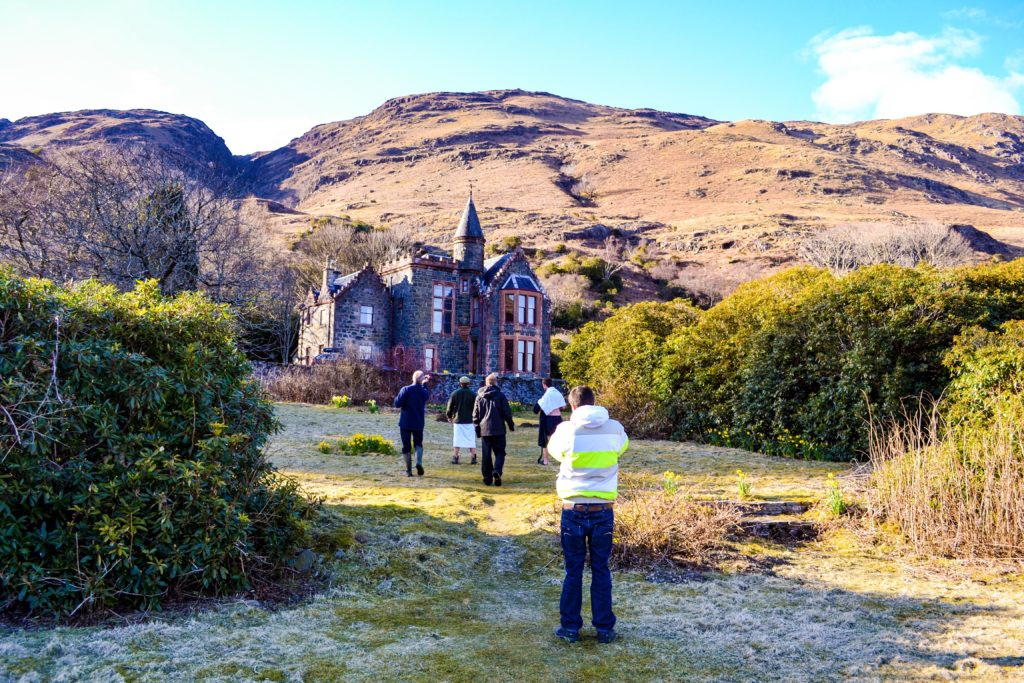 Craig Ben Lodge: Things to do on Mull