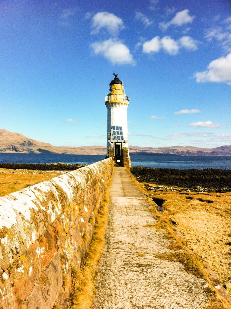 Rubha nan Gall lighthouse: Things to do on Mull