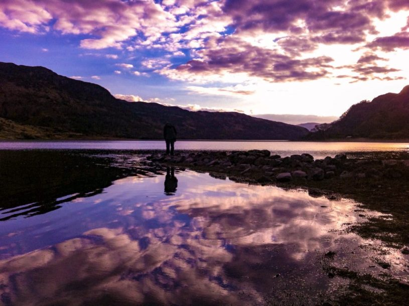 Loch Uisg, Things to do on Mull with kids