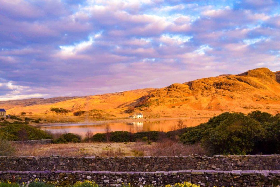 Loch Uisg, Isle of Mull