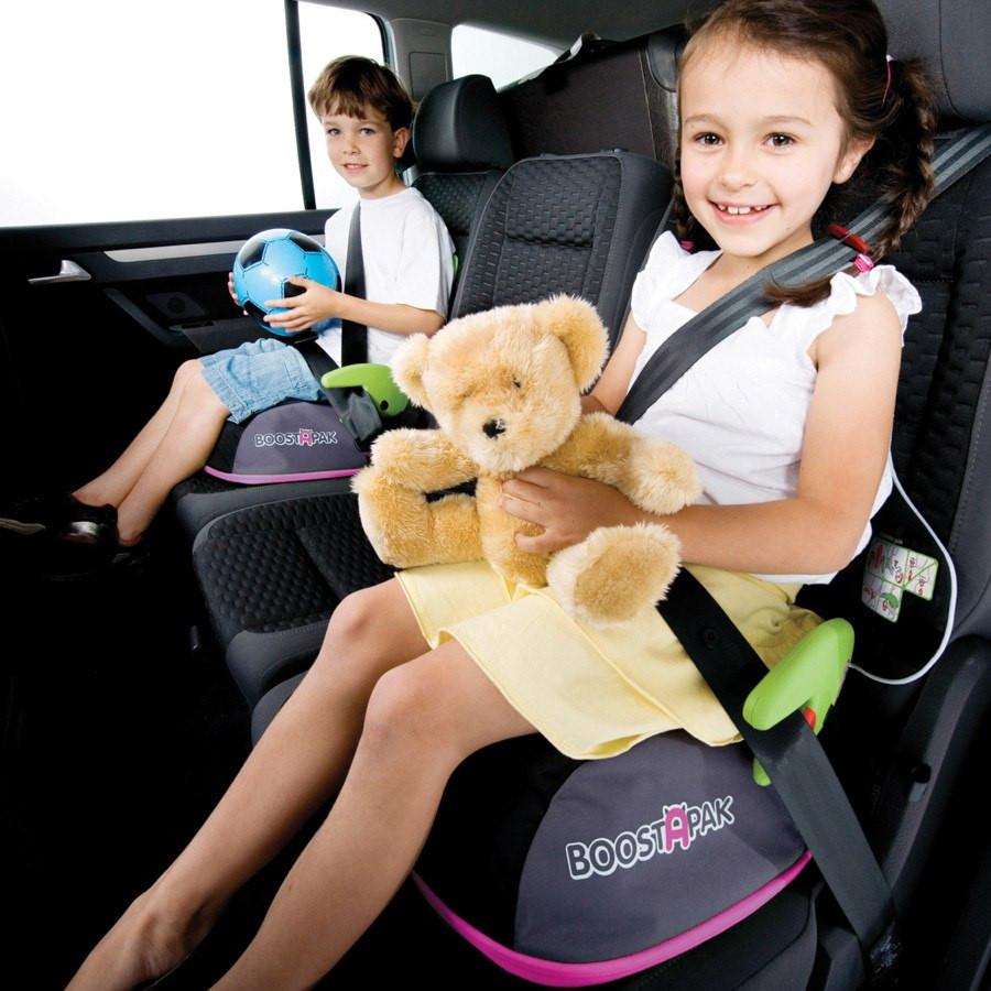 Trunki BoostApak toddler travel car seat