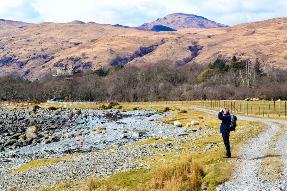 Lochbuie: Things to do on Mull