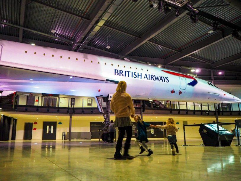 Aerospace Bristol - Christmas activities for kids in bristol