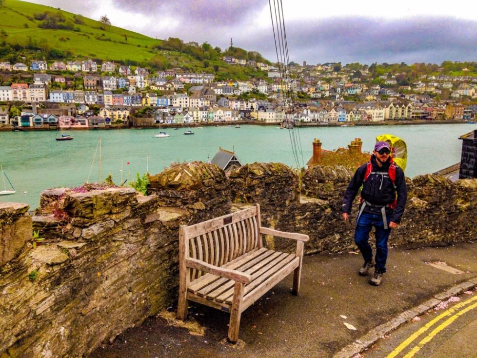Review - favourite child carrier backpack - Osprey Poco_dartmouth_kingswear