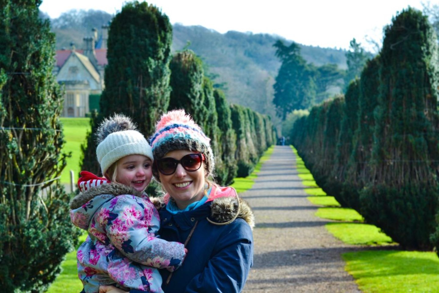 National Trust Tyntesfield with kids