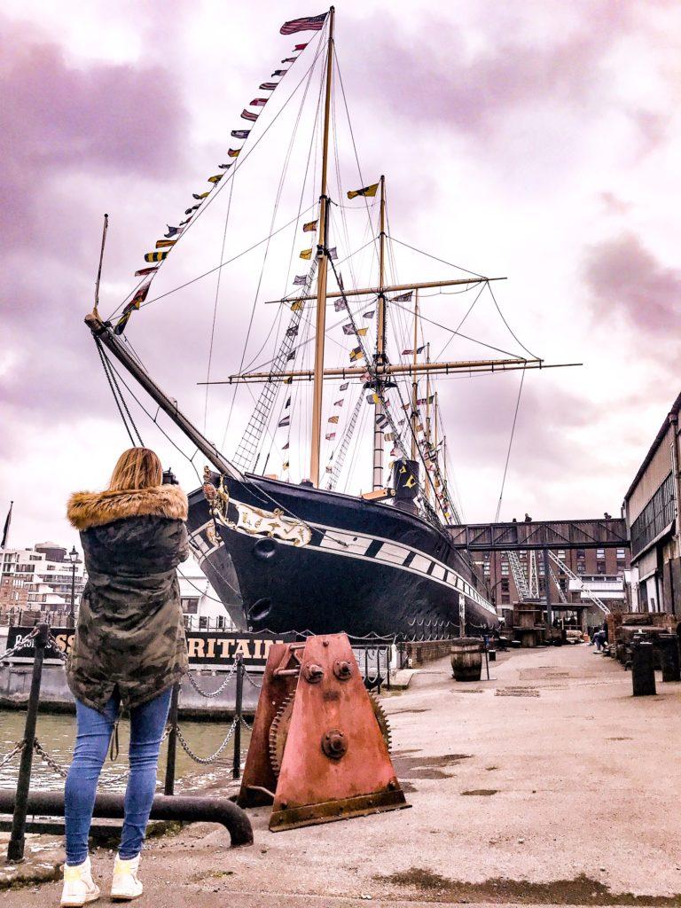 Brunel's SS Great Britain, Bristol
