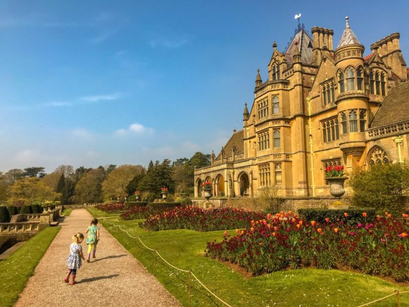Tyntesfield Victorian mansion, National Trust property near Bristol