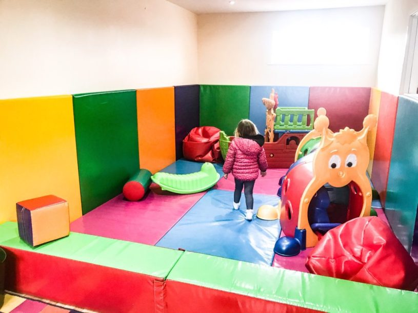 Andrewshayes holiday park devon campsites near bristol - soft play