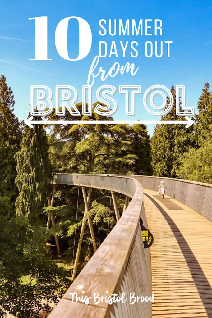 10 summer day trips from Bristol