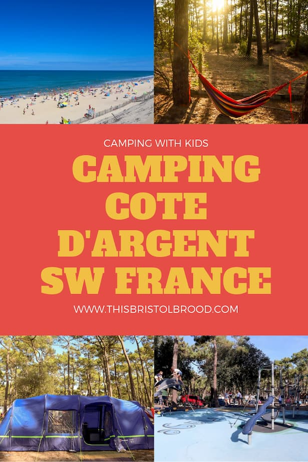 camping in south west france