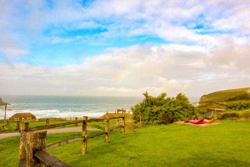 Rainbow Mawgan Porth Bedruthan hotel