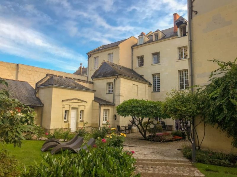 Hotel Anne d'Anjour Saumur France