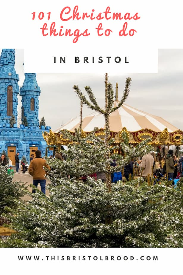101 family-friendly Christmas things to do in Bristol