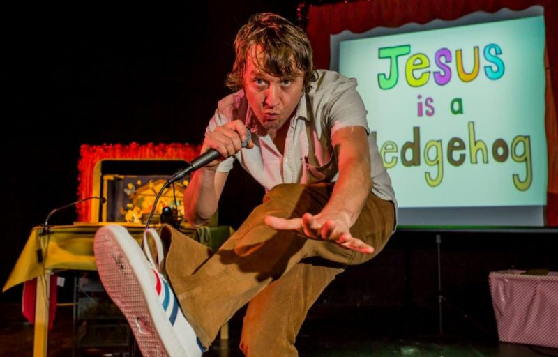 Noisy nativity - Kid Carpet - Tobacco Factory Theatres Christmas show