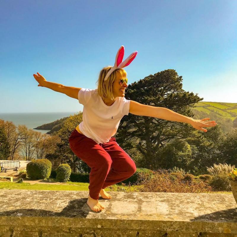 Angharad Paull, bunny, Kingswear