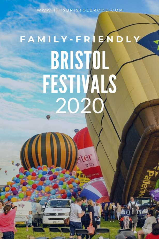 Family-friendly Bristol Festivals 2020