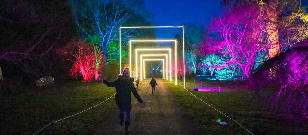5 Best Christmas light trails near Bristol