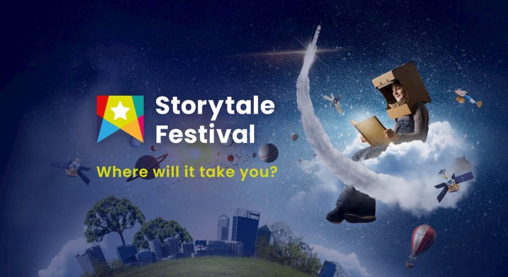 storytale festival Bristol