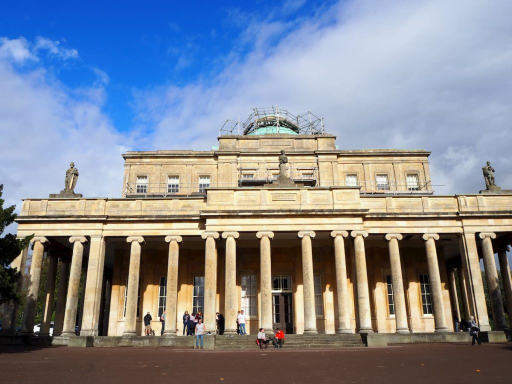 Pump rooms Cheltenham