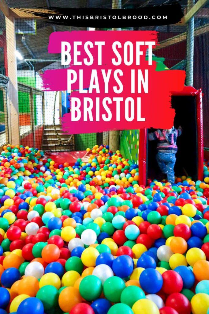 Best soft plays in Bristol