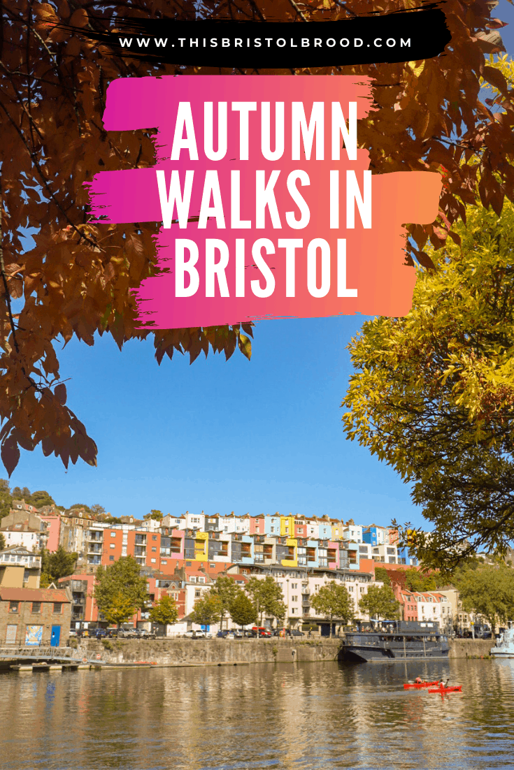 Easy family-friendly autumn walks in Bristol