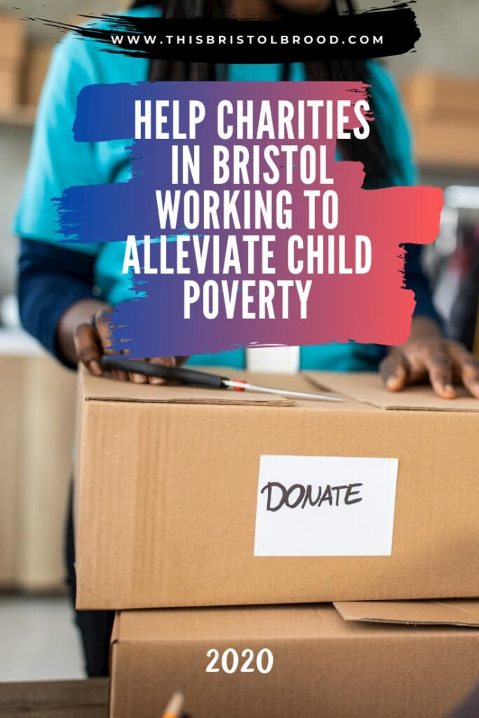 How you can help charities in Bristol working to alleviate child poverty