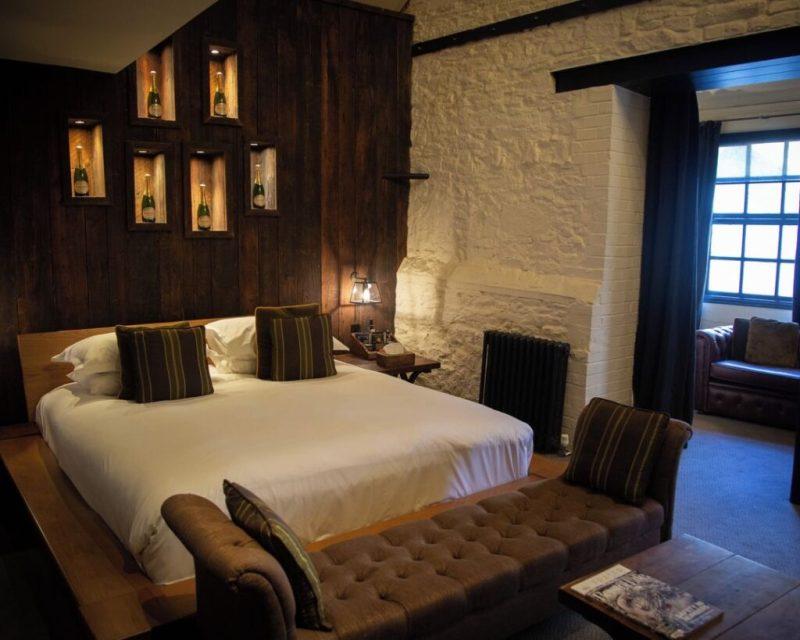 Veuve Clicquot room Hotel du Vin Bristol