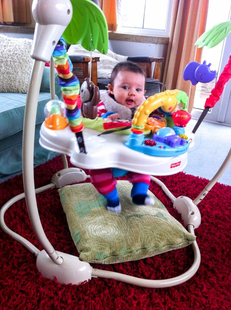 Jumperoo for babies