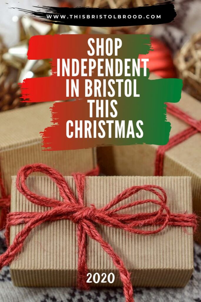 Shop independent in Bristol this christmas