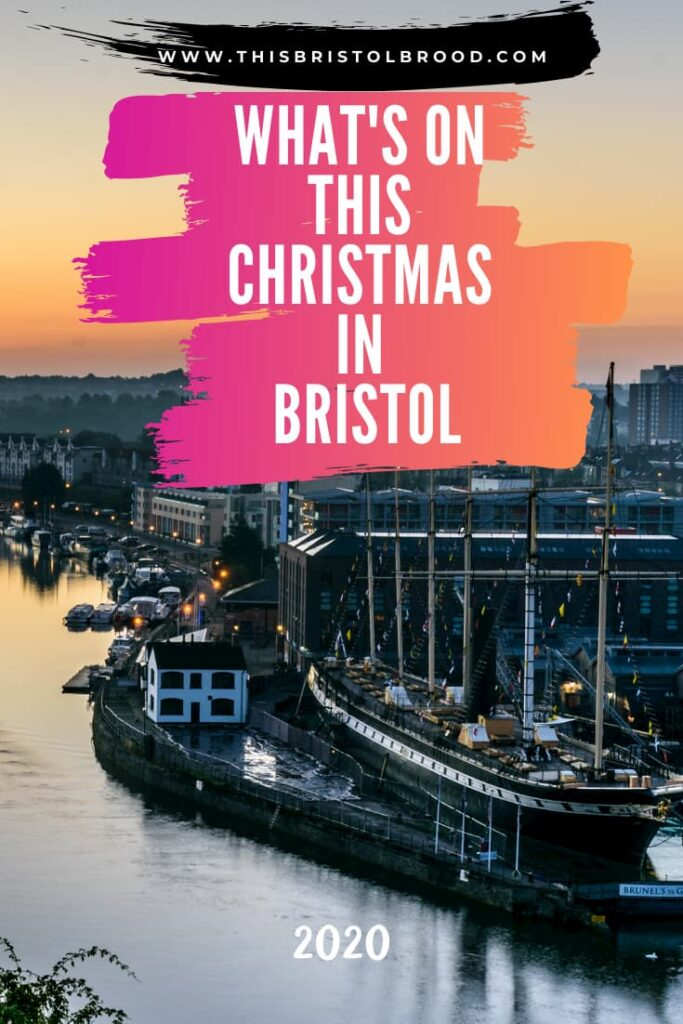 What's on this Christmas in Bristol