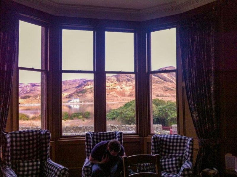 Craig Ben Lodge, Isle of Mull, Scotland