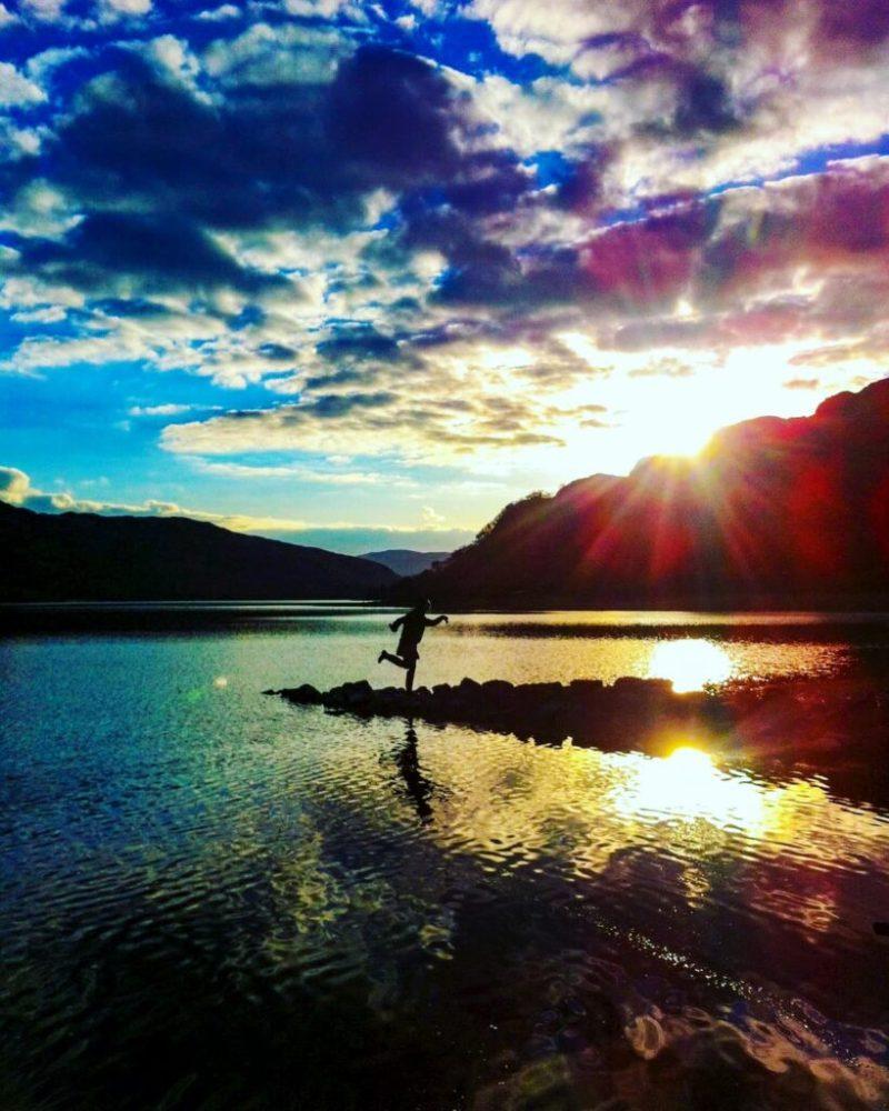 Isle of Mull, Loch Uisg