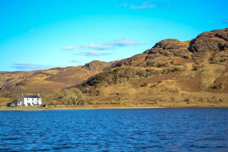 Loch Uisg, Isle of Mull, Scotland
