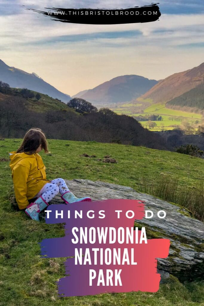 Things to do in Snowdonia National Park with kids
