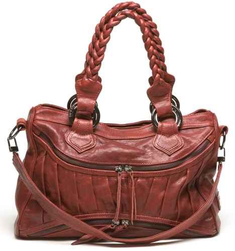 Treesje Asher have lovely bags in gorgeous colours - particularly the blues and plums.