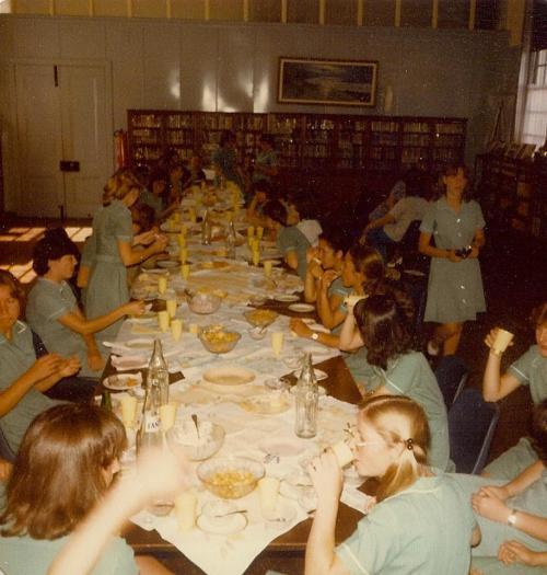 Matric Farewell Lunch 1979