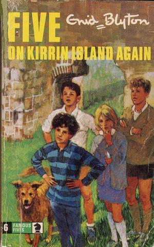 Enid Blytons Famous Five on Kirrin Is. again.
