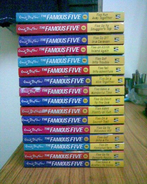 series-the-famous-five