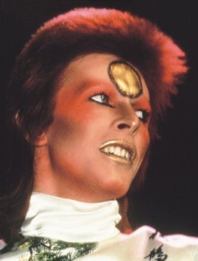 I loved his Ziggy period - he was really beautiful