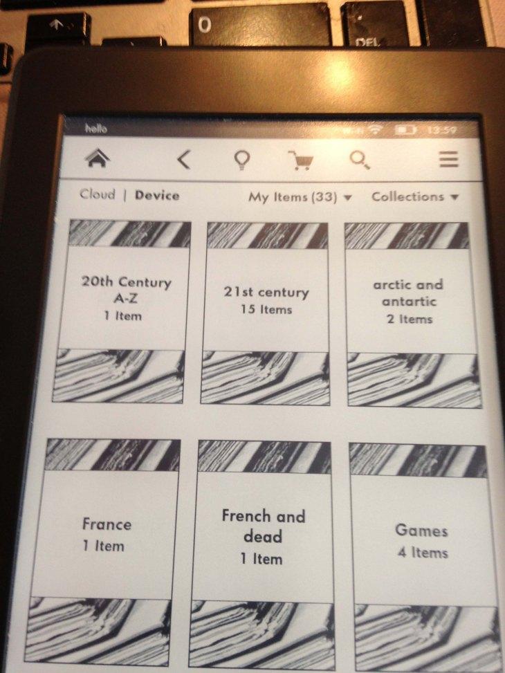 Kindle index 1