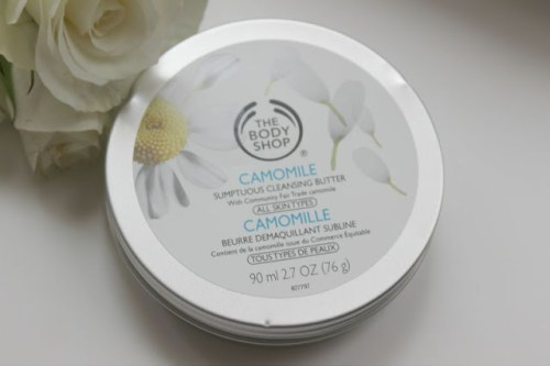 The Body Shop Camomile Cleansing Range Review (4)