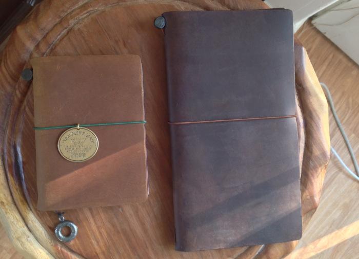 Genuine Midori Traveler's Notebooks