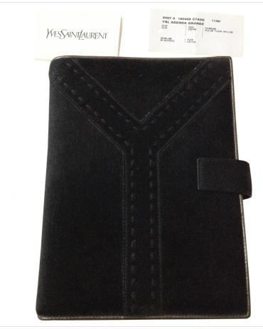 Yves Saint Laurent in Black
