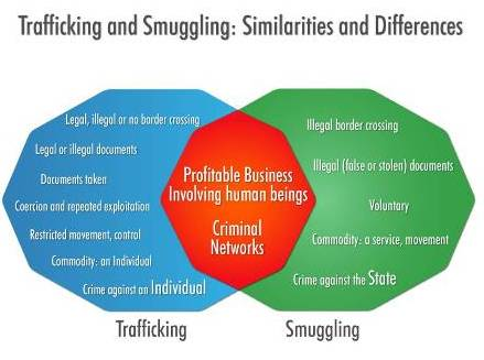 Trafficking and Smuggling