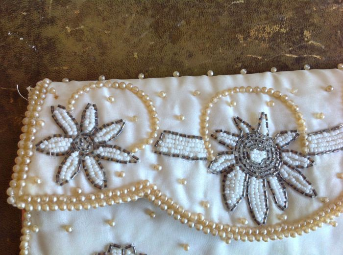 And pretty pretty beadwork