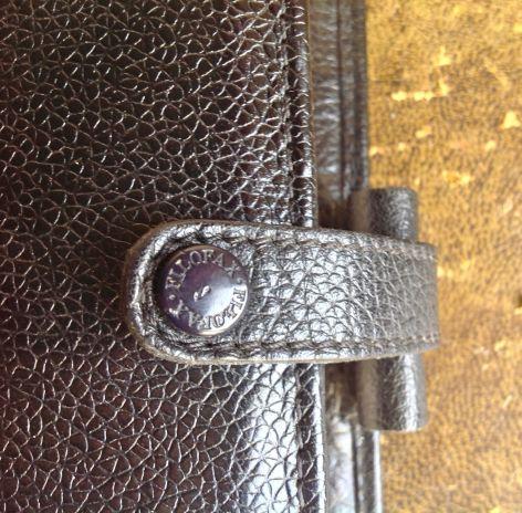 Gorgeous leather - soft but tough.