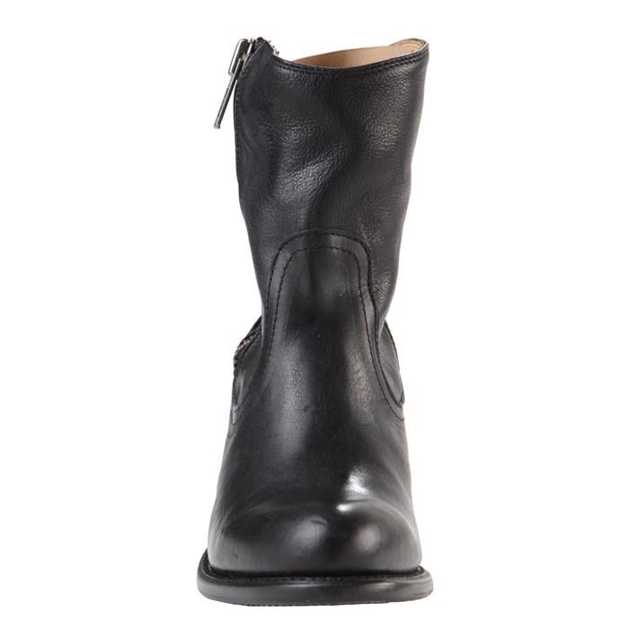 frye-leslie-zip-bootie-women-s-black-front-3