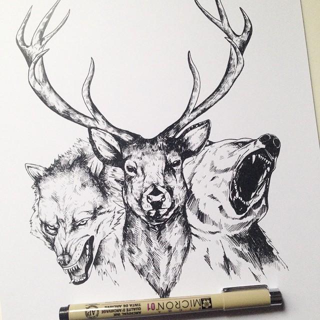 alfred-basha-dessin-stylo-pen-gravure-instagram-vysual-3