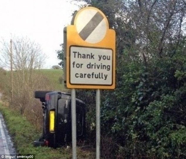 3504CB3D00000578-3630245-One_picture_shows_a_road_sign_reading_Thank_you_for_driving_care-a-101_1465338264645