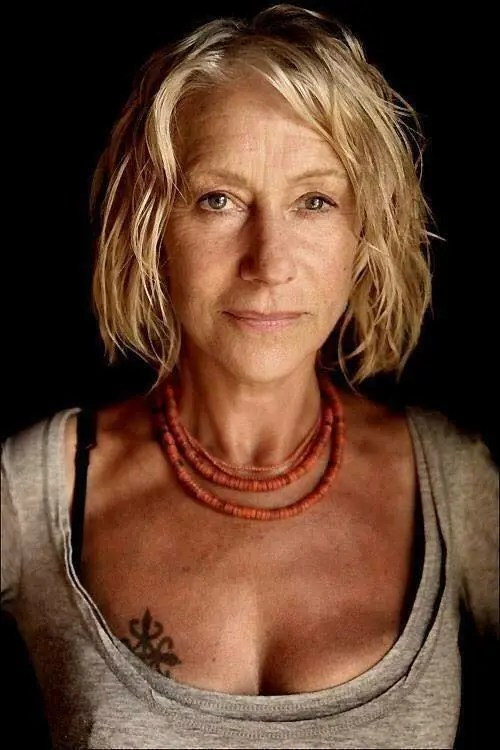 Helen Mirren 71 years